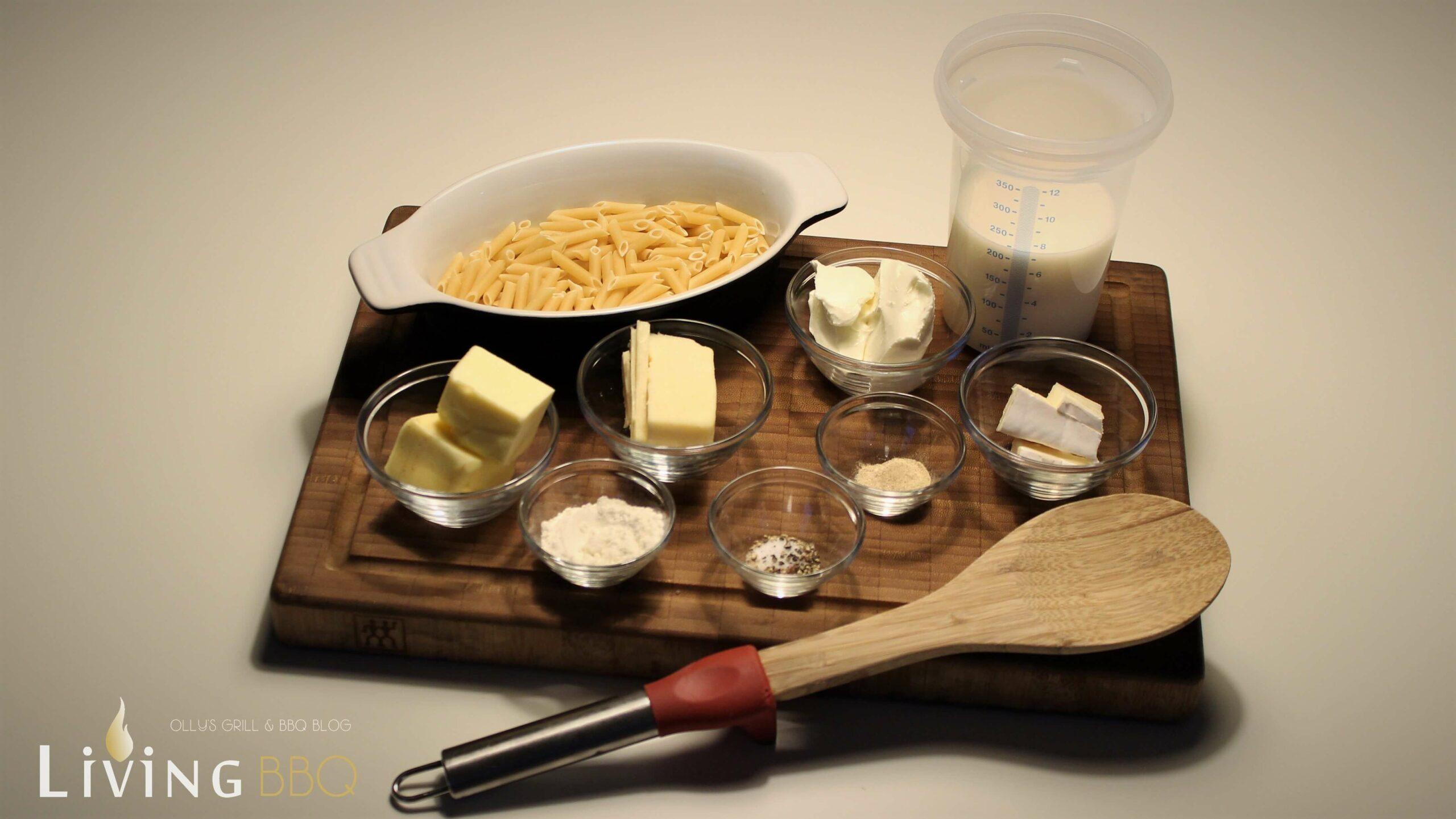 Makkaroni mit Käse Mac and Cheese
