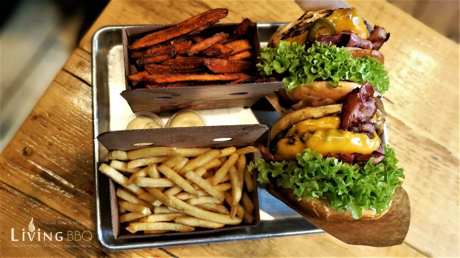 Bestellung Burgerladen Dortmund food brother_Burger im Food Brother Dortmund 2