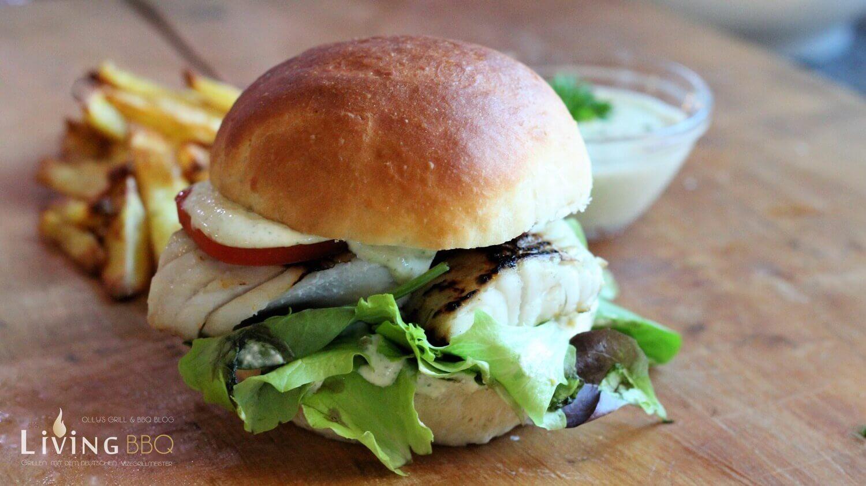Fisch-Burger Remoulade selber machen