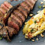 T-Bone Steak grillen - Bistecca alla Fiorentina bistecca alla fiorentina_Bistecca Fiorentina mit warmen Chicoree Salat in Orangen Gin Marinade 150x150