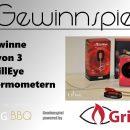 GrillEye Grillthermometer Gewinnspiel