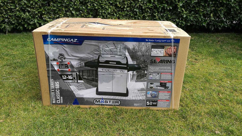 Karton Campingaz Grill campingaz master 4 series classic sbs_Karton Campingaz