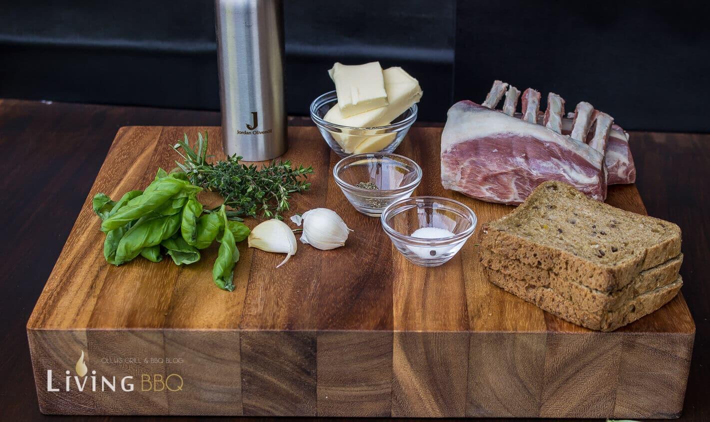 Zutaten Lammfleisch Rezept lammkarree_Lammkarree 5 von 21