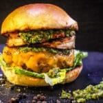 Pimientos Burger surf n turf burger_Surf n Turf Burger 3 von 4 150x150