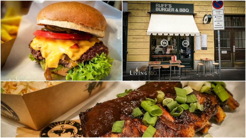 Ruff´s Burger grillrezepte_Burgerladen Test Ruff  s Burger