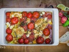 geräucherte Tomaten