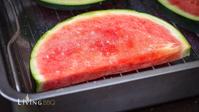 gegrillte Wassermelone wassermelone_Melonensalat 2 von 4