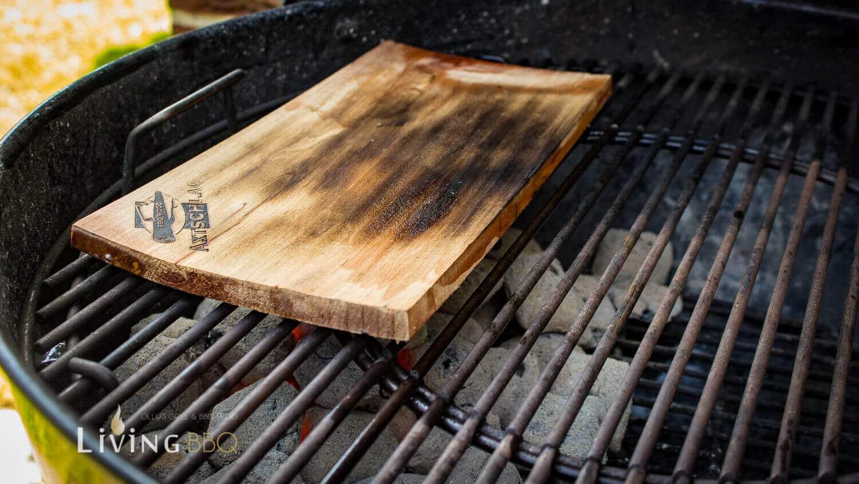 Planke angrillen und wenden rosmarin balsamico schweinefilet_Rosmarin Balsamico Schweinefilet 1 von 3