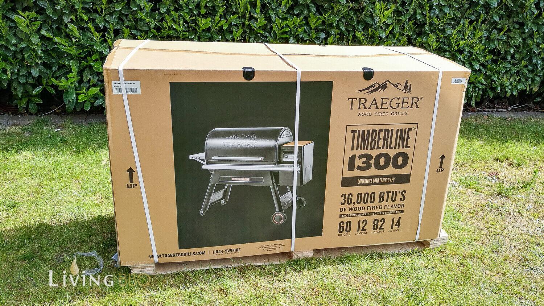 Traeger Pellet Grill Timberline 1300 traeger timberline_Traeger Timberlne 1300 2 von 48