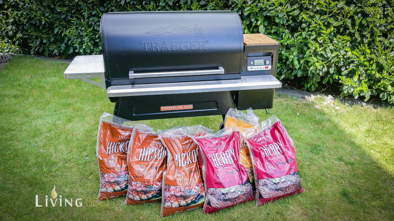 Traeger Pellet Grill Timberline 1300