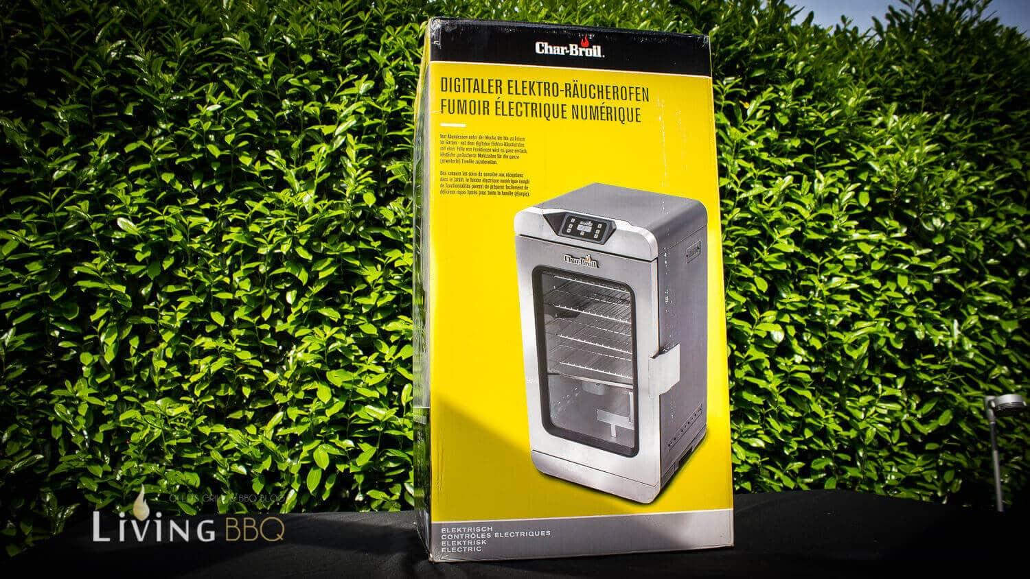 Char-Broil Digital-Smoker char-broil digital-smoker_Char Broil Digital Smoker 1 von 15