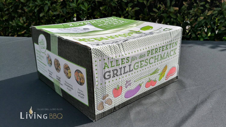 HelloFresh Grillbox