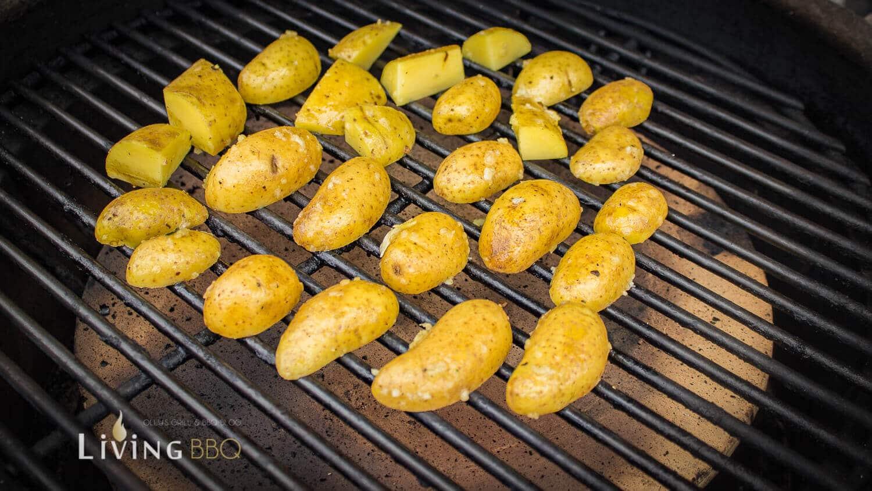gegrillter Kartoffelsalat Pancetta gegrillter kartoffelsalat_IMG 6172