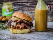Carolina Mustard Barbecue Sauce