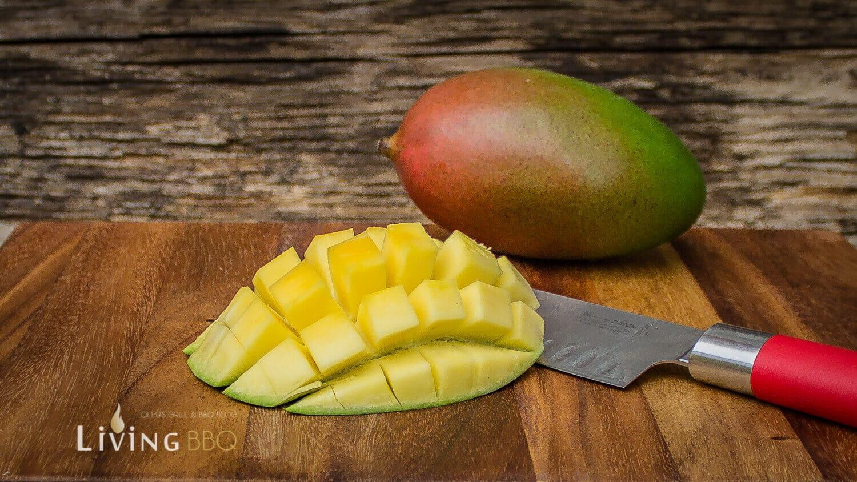 Mango schneiden mango salsa_Mango Salsa 2 von 9