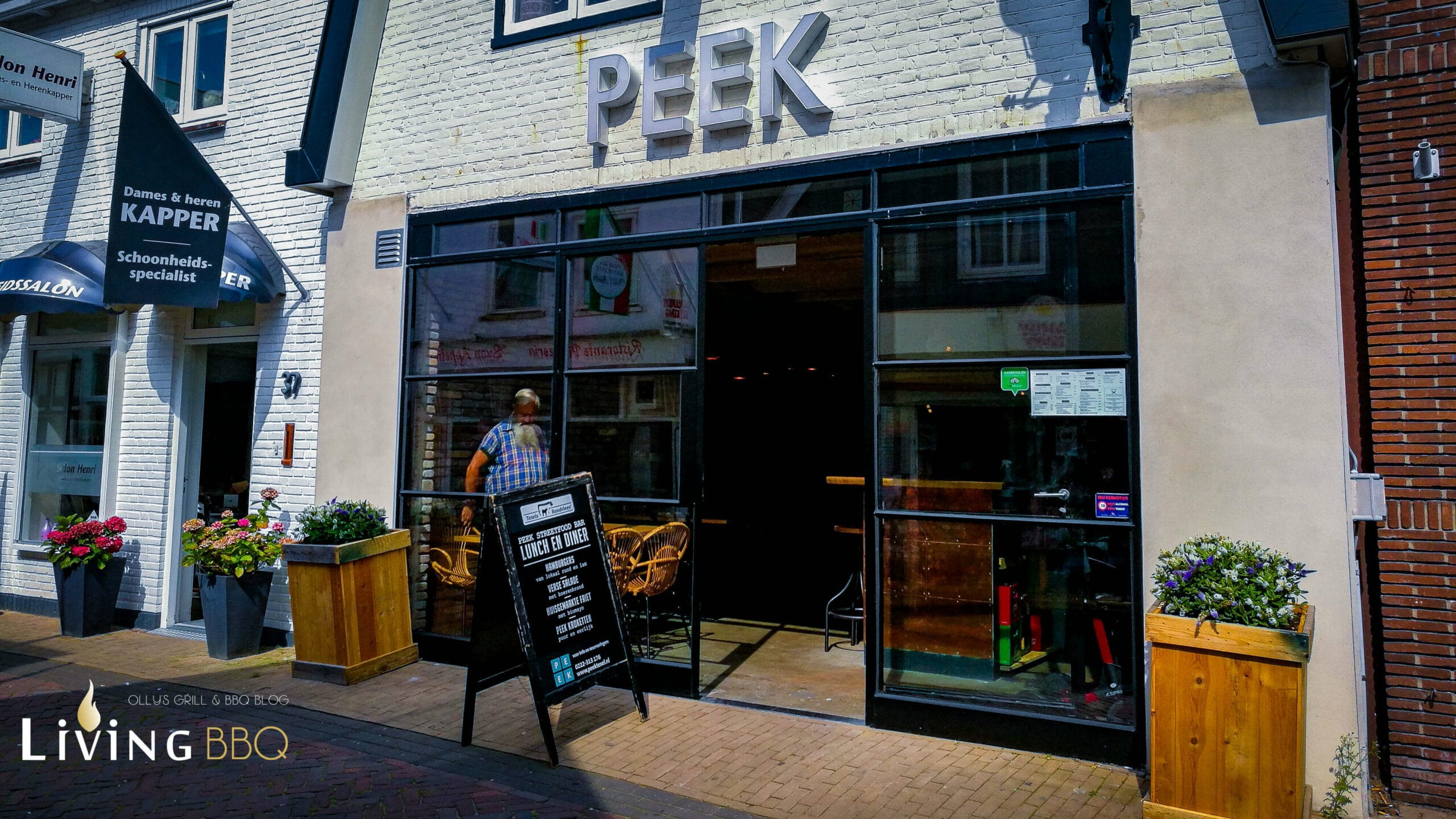 Peek Streetfood Bar Texel peek streetfood bar_Peek Streetfood Bar 20