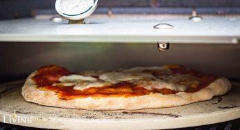 Pizzastein Für Gasgrill : Pizzastein living bbq