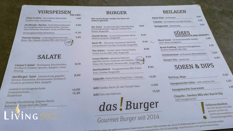 Das!Burger - Burger Restaurant