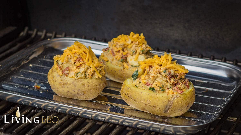 Ofenkartoffel mit geriebenem Cheddarkäse ofenkartoffel_Offenkartoffel mit Cheddar K  se 16 von 28