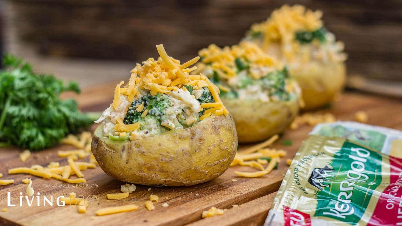Backkartoffel mit Cheddarkäse und Broccoli ofenkartoffel_Offenkartoffel mit Cheddar K  se 21 von 28