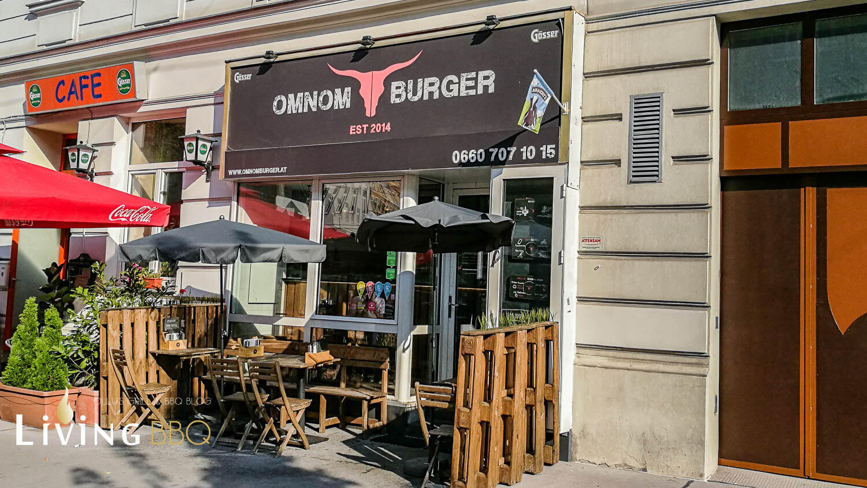 Omnom Burger Restaurant