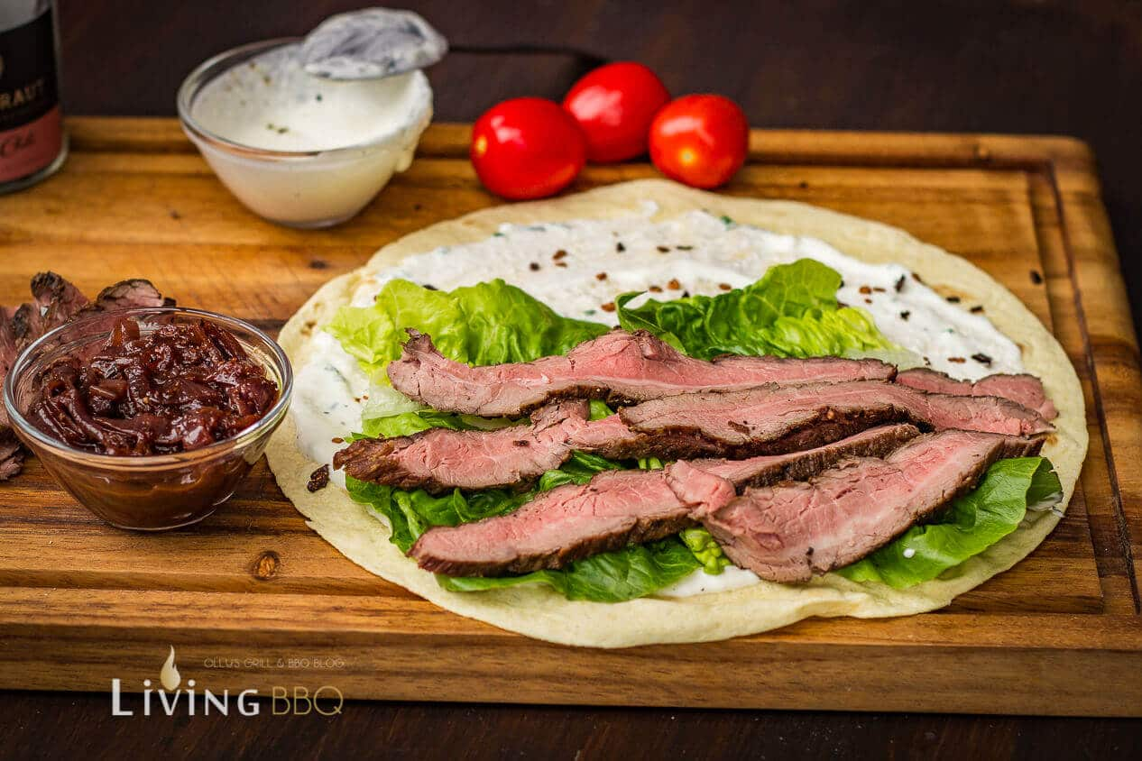 Flank Steak Wrap flank steak wrap_Flank Steak Wrap 3 von 5