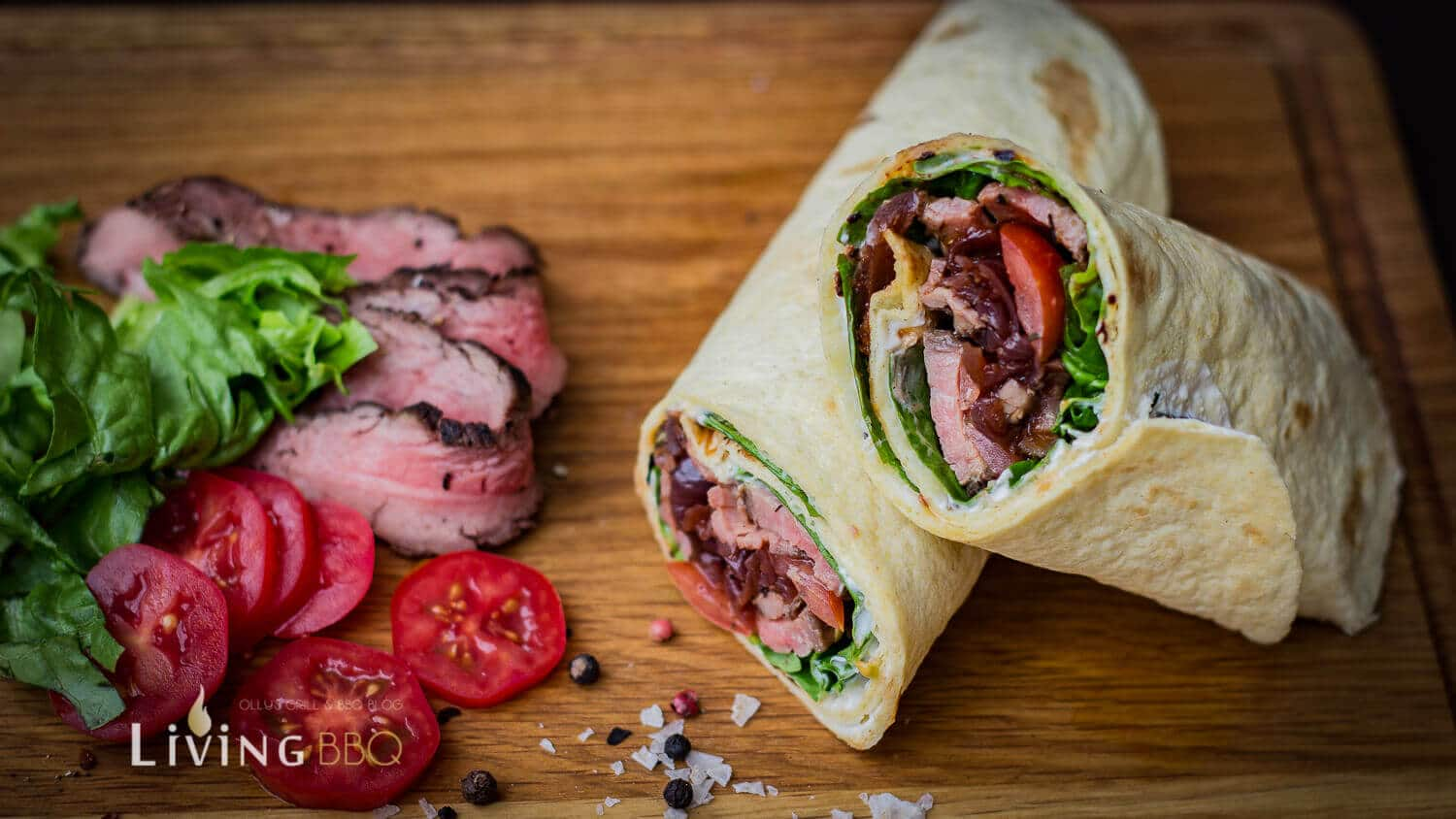 Flank Steak Wrap flank steak wrap_Flank Steak Wrap 5 von 5