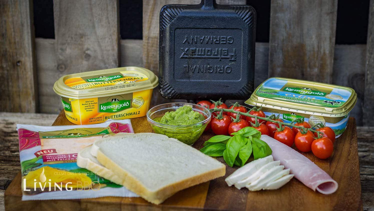 Petromax Sandwich-Eisen Sandwichmaker petromax sandwicheisen_Petromax Sandwicheisen Sandwichmaker 1 von 13