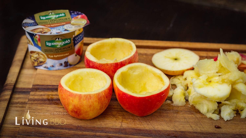 Bratapfel Rezept Füllung bratapfel_Bratapfel Kerrygold Joghurt 3 von 28