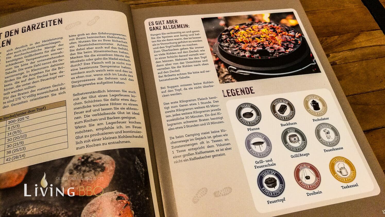 Outdoor Küche Kochbuch : Draußen kochen u2013 das petromax outdoorcooking buch living bbq