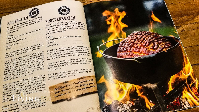 Buch Die Neue Outdoor Küche : Draußen kochen das petromax outdoorcooking buch