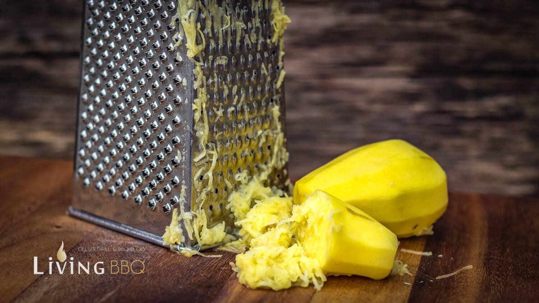 Kartoffelwaffeln Entenbrust Mango Chutney kartoffelwaffeln_Entenbrust auf Kartoffelwaffel und Mangochutney 15 von 11