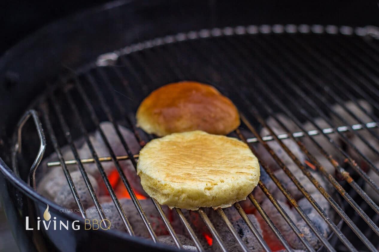 Blauschimmelkäse Burger blauschimmelkäse burger_Bluecheese Burger 2 von 6