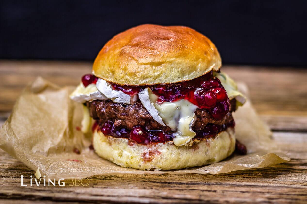 Blauschimmelkäse Burger blauschimmelkäse burger_Bluecheese Burger 3 von 6