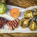 grillrezepte_Artischocken mit Dip und Steak 16 von 20 150x150