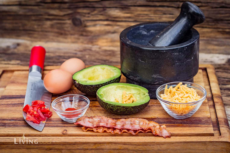 Avocado Rezept Ei Bacon Frühstück avocado_Avocado Rezept Ei Bacon Fru  hstu  ck 4 von 44