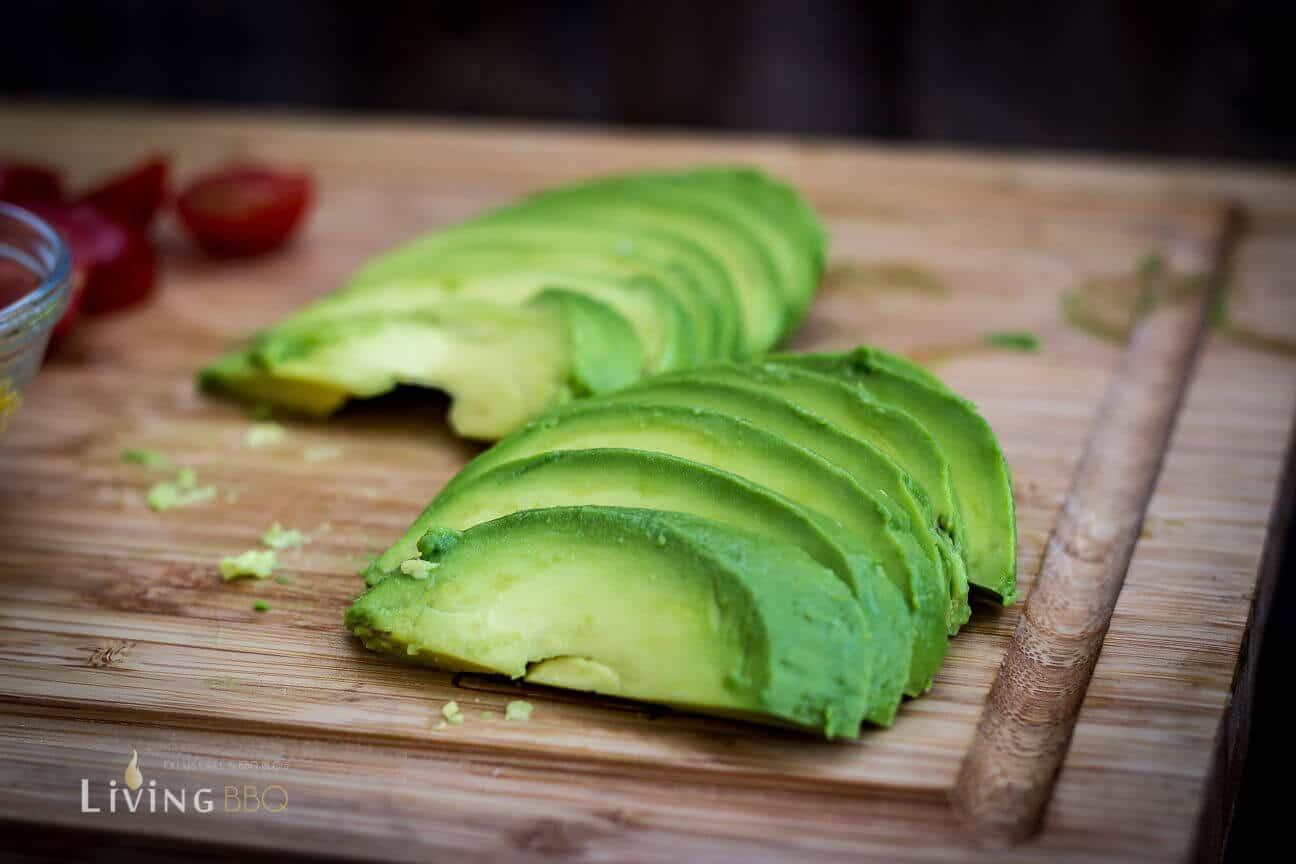 Hähnchenbrustfilet auf Avocado Salat hähnchenbrustfilet_Ha  hnchenbrustfilet auf Avocado Salat 3 von 11