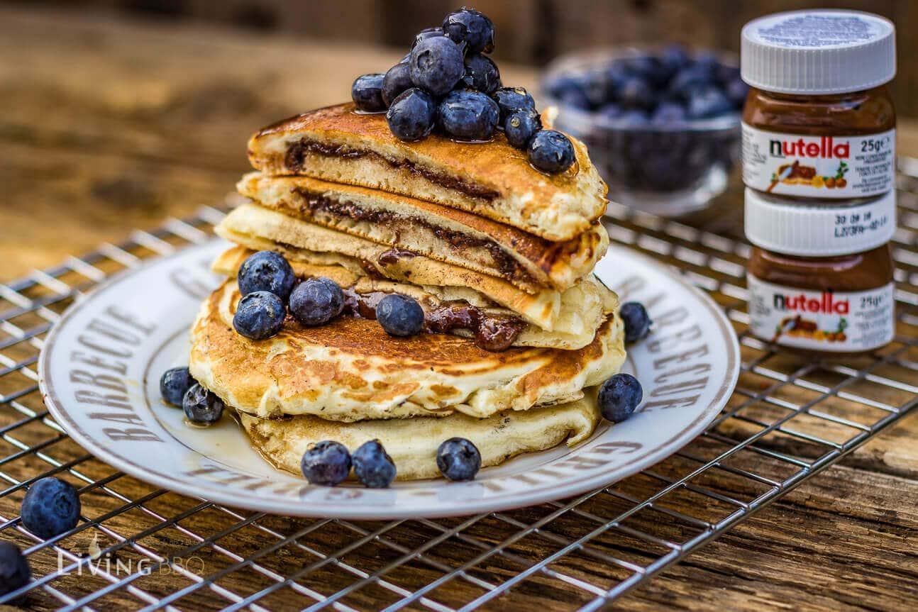 Pancake gefüllt Nutella grillrezepte_Pancake mit Nutella Fu  llung 8 von 13 2