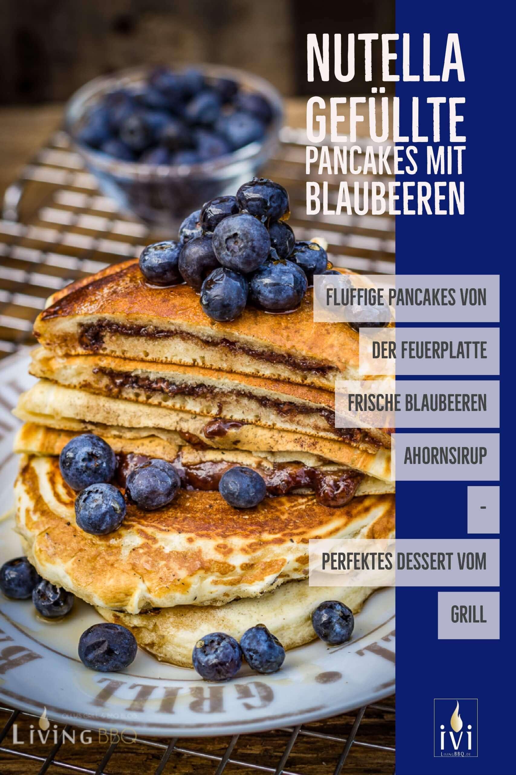Nutella Pancakes pancakes_Pancakes