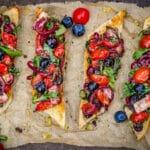 grillrezepte_Blaubeer Tomaten Rucola Baguette 14 von 14 150x150