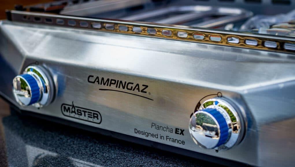 Campingaz Plancha Master EX Front
