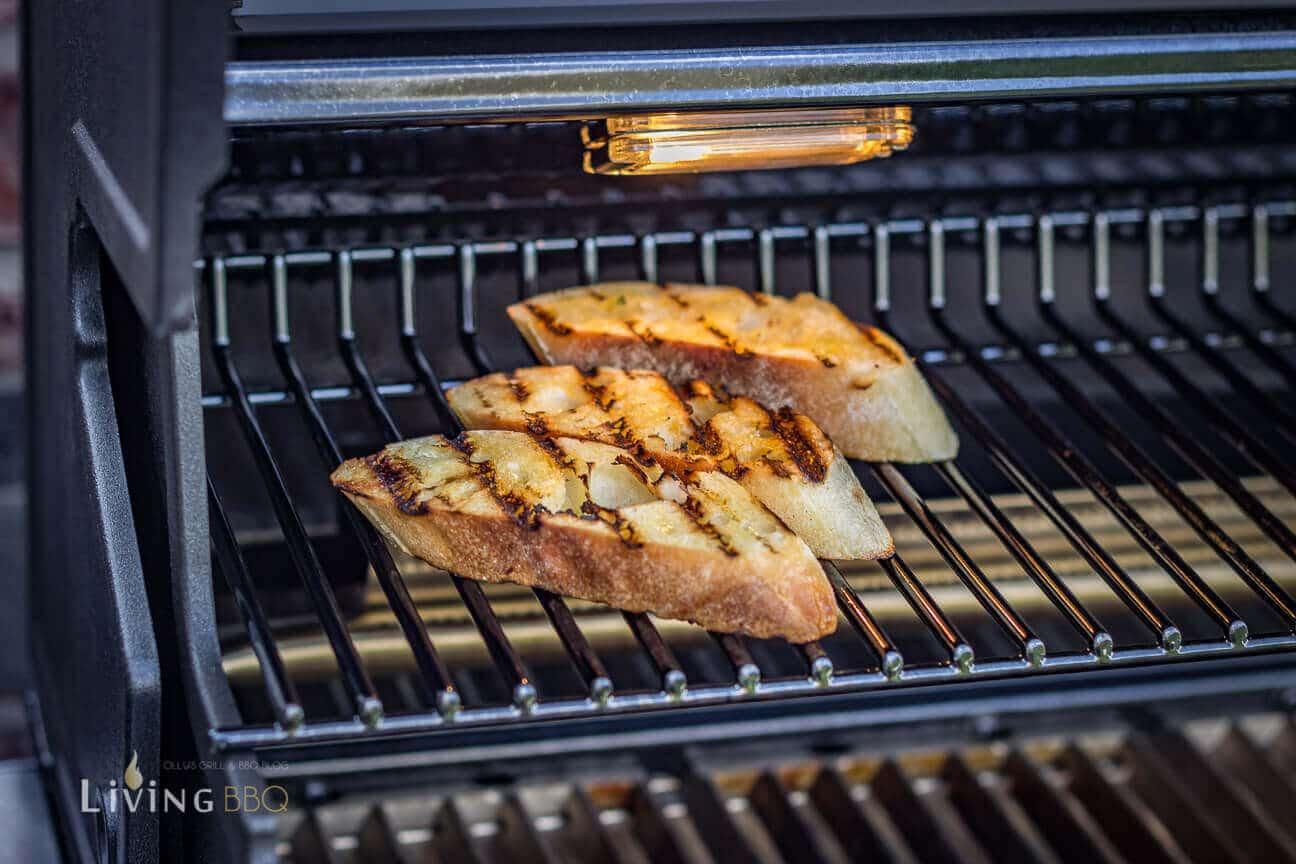 Baguette Brot im Grill anrösten filet mignon_Filet Mignon 6 von 18