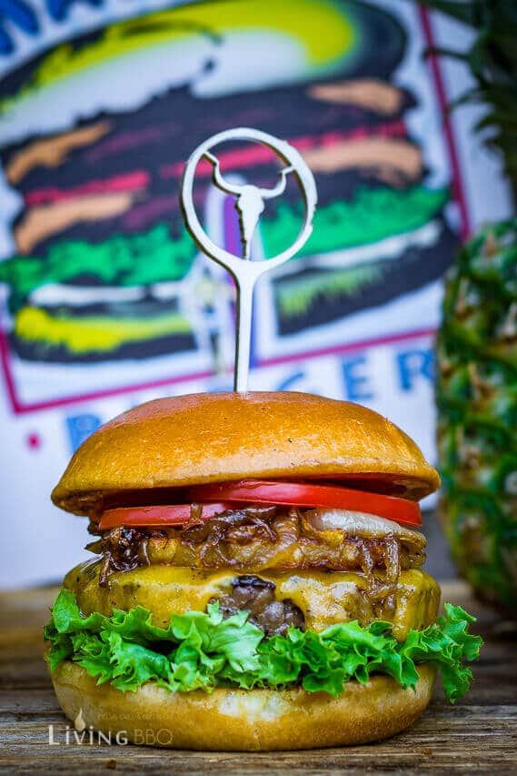 fertiger Big Kahuna Burger _Big Kahuna Burger 9 von 10