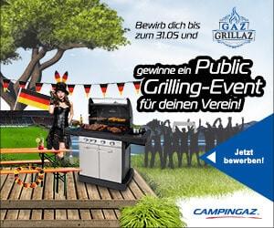 grillrezepte_CAMPING 2018 010 Banner 300x250px statisch PublicGrilling