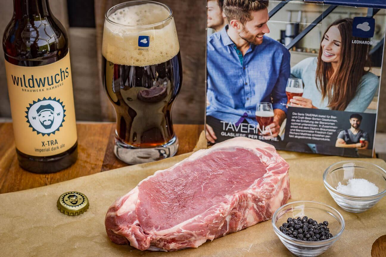 Leonardo Taverna Craft Beer Glas