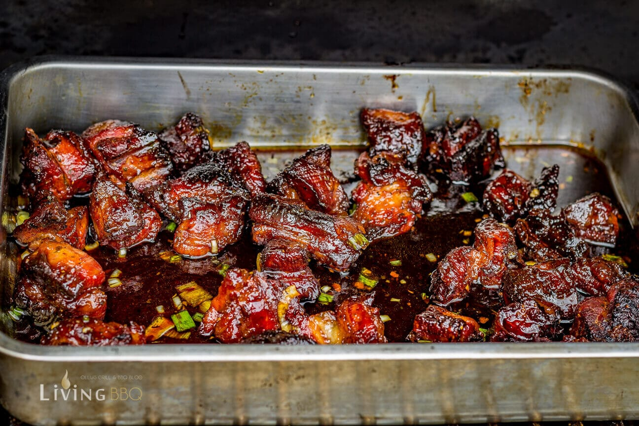 Phase drei bei Pork Belly Burnt Ends [object object]_Pork Belly Burnt Ends Asia Style 12 von 14