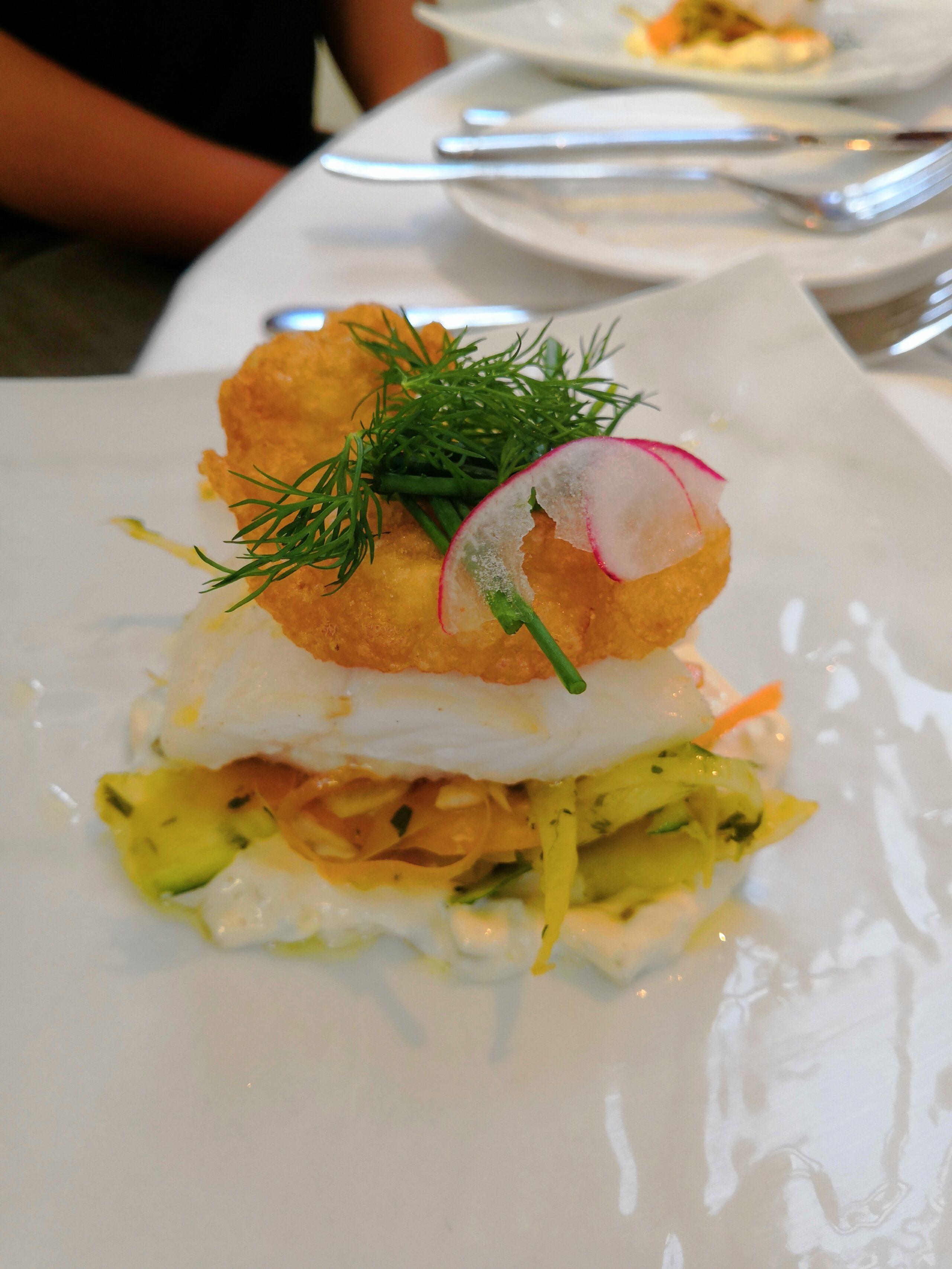 Steinbutt Filet