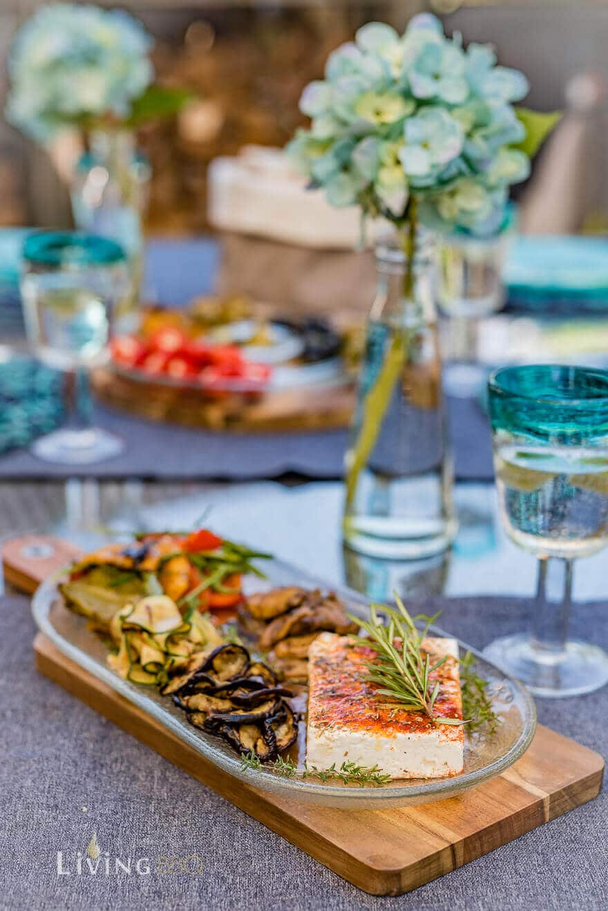antipasti selber machen italienische vorspeise vom grill living bbq. Black Bedroom Furniture Sets. Home Design Ideas