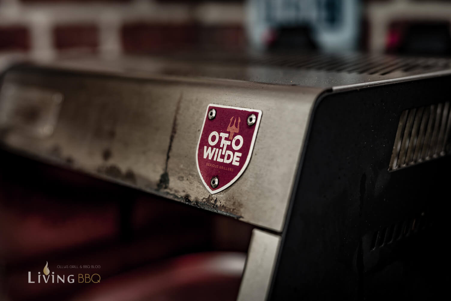 Oberhitze Grill Otto Wilde