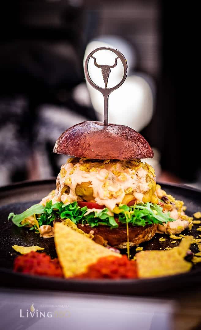 Nacho Cheddar Burger - Kerrygold Cheddar Burger Challenge